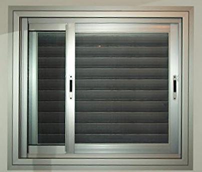 חלון נגרר לתוך כיס דגם 7000