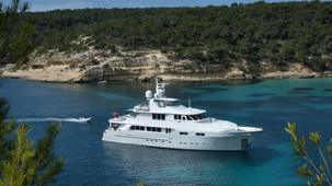 Set sail this summer on a private superyacht with Edmiston