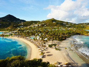 Rosewood Le Guanahani, St Barth - opening May 2021