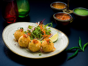Recipe: Kempinski Hotel Muscat's famous Dahi Ke Kabab