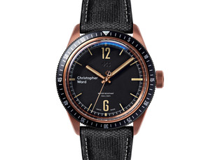 Christopher Ward - The new C60 Elite GMT 1000