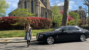 A true vision - the 2021 Rolls Royce Ghost