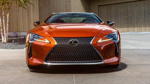 Cutting-edge Coupe - The fabulous Lexus LC 500