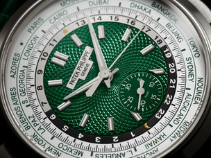 Patek Philippe introduces three new versions of chronographs with additional complications