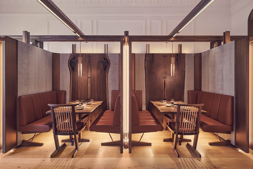 The Connaught Grill