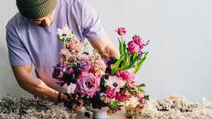 Perfect your floral artistry with Blooming Haus' Spring Masterclass
