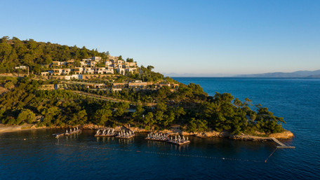 Bodrum Loft - A selection of exclusive villas open on the shores of the mediterranean in Turkey