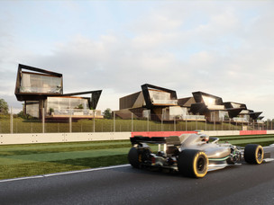 Silverstone - Luxury property development launches