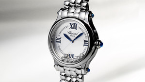 Chopard presents Happy Sport the First - the rebirth of the 1993 icon
