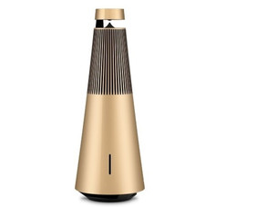 The iconically designed conical Beosound 2 speaker