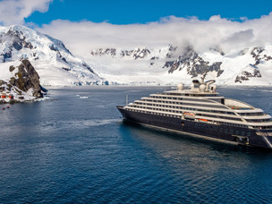 Scenic Eclipse announces new ultra-luxury polar expeditions to Antarctica