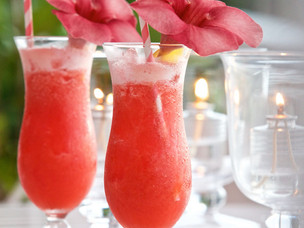 Cocktail Recipe: The Cobblers Cooler by Cobblers Cove, Barbados