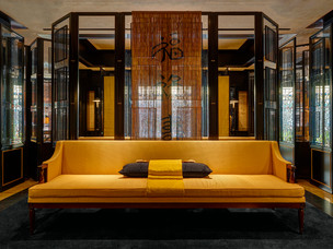 Acclaimed designer Anouska Hempel adds design flair to newly re-opened Duxton Reserve, Singapore