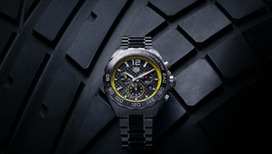 TAG Heuer introduces the new Formula 1 Special Edition