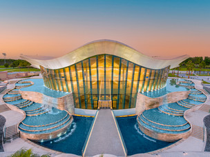 The world's deepest dive pool opens in Dubai