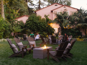 Hotel Bel-Air Under the Stars experience with chef Wolfgang Puck