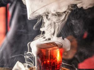 Cocktail Recipe: Mezcal based Negroni 'Smoke Signal' by Four Seasons Hotel London at Park Lane