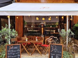 Kensington's newest hotspot, Publik. opens to great acclaim!
