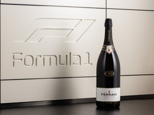 FIA Formula 1 World Championship welcomes Italy' premium sparkling wine Ferrari Trento to the podium