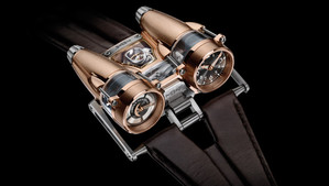 MB&F present the Horological Machine No4 – the Series
