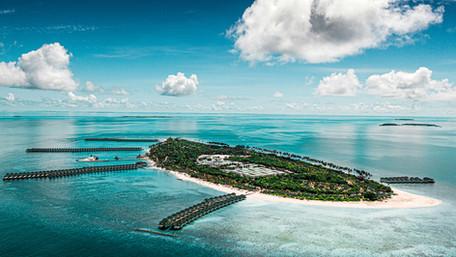 Enjoy the natural wonders of the Maldives at Siyam World