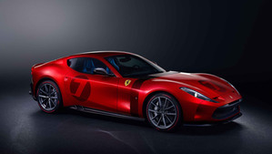 Ferrari adds a thoroughbred to its stable!