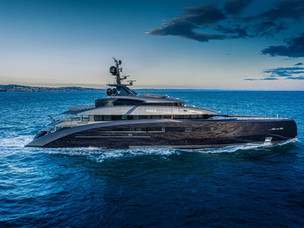 The Voice is roaring! CRN's M/Y 137 megayacht