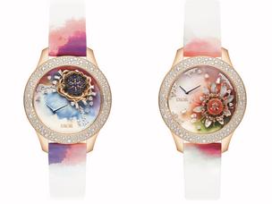 Dior Watches presents the Dior Grand Soir Aquarelle