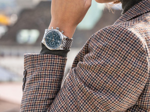 Carl. F Bucherer introduces new variants of the Manero Flyback