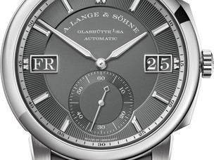 A. Lange & Söhne debuts new model within ODYSSEUS family
