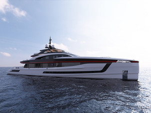 The name is Skyfall, Project Skyfall – Heesen's newest superyacht
