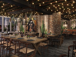 Vibrant new restaurant and bar Los Mochis launches in Notting Hill