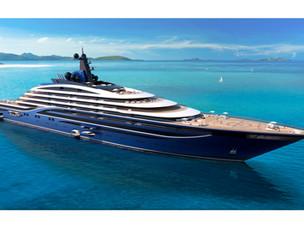World's largest superyacht Somnio unveiled