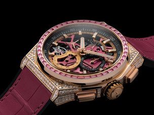 Zenith takes on a worthy cause for women with the DEFY 21 Pink Edition