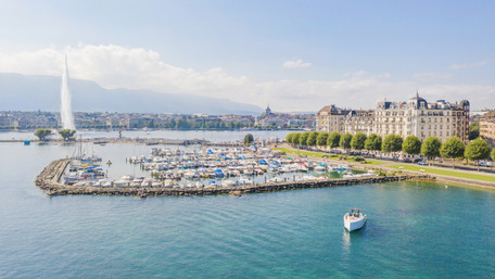Oetker Collection debuts The Woodward hotel on Lake Geneva