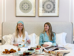 Sleep in Style - Claridge's launches chic limited edition pyjama collection