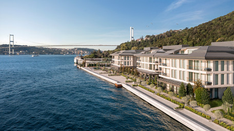 Mandarin Oriental Bosphorus Istanbul opens