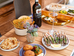 Fitzrovia's fabulous contemporary Indian restaurant Pali Hill opens