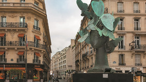 Opera Gallery provides public art to light up the streets of Paris