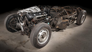 'Not another silver Gullwing' – Restoring a Mercedes icon with Thornley Kelham