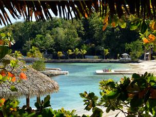 A luxurious Caribbean island retreat awaits at GoldenEye Jamaica
