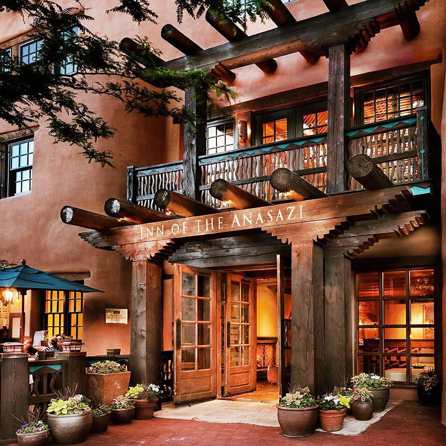Rosewood Hotel Inn of the Anasazi Santa Fe