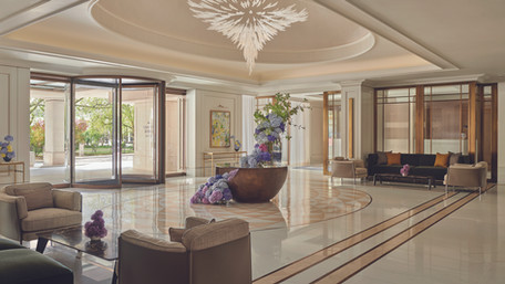 The Carlton Tower Jumeirah opens following complete transformation