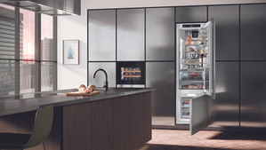 Natural inspiration from Liebherr's new integrated appliances