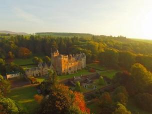 Endeavour for exclusivity at Glenapp Castle