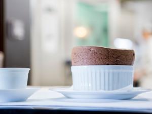 Recipe: l'Hôtel de Paris Monte-Carlo's famous Chocolate Soufflé, from Le Grill restaurant