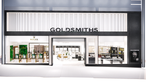 Goldsmiths unveils its much-anticipated, luxurious new store concept