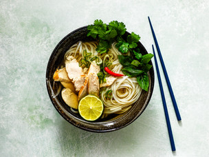 Recipe: PHOMO's Chicken Pho for the homecook