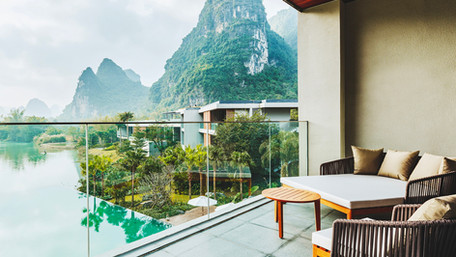 The idyllic LUX* Chongzuo, Guangxi Resort & Villas opens