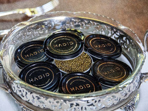 Mohamed Hadid launches eponymous caviar